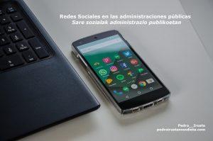 Sare sozialak administrazio publikoetan