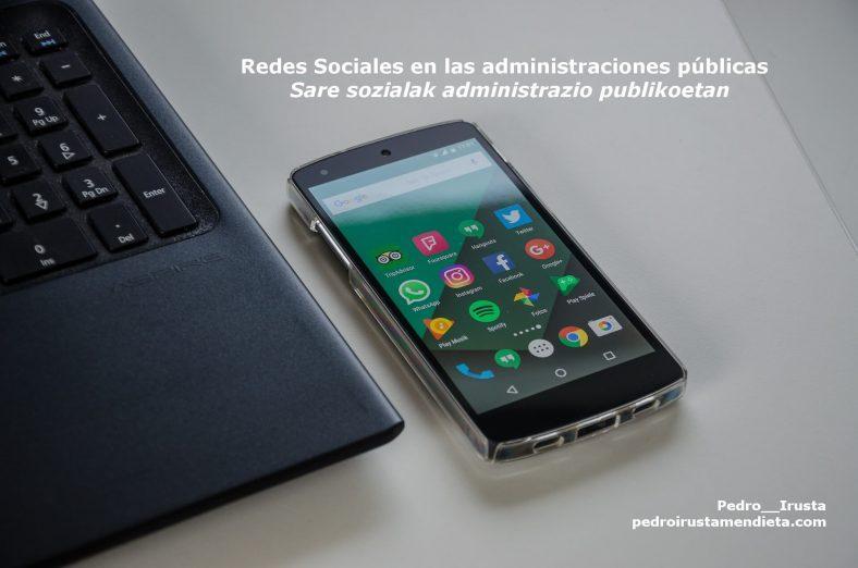 Redes Sociales en administraciones públicas