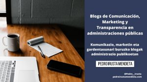 60 Blogs de Comunicación, Marketing y Transparencia recomendados en la Administración Pública [2020]